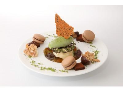京都「パティスリー洛甘舎」から、「パフェ」を進化させた「デセール」をお届けします