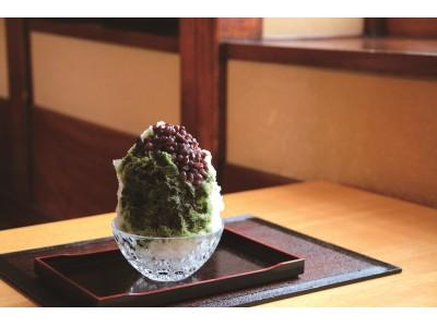 冷たくてもおなかに優しい「くず餅乳酸菌(R)」入りかき氷 6月1日(土)より販売開始!
