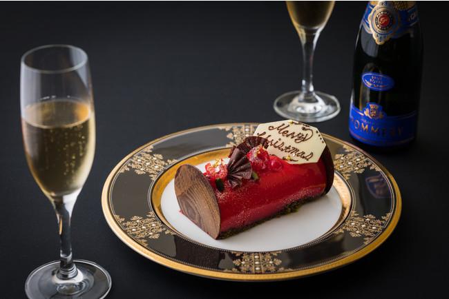 【ホテルメトロポリタン 丸の内】ブッシュ・ド・ノエル&シャンパン付き宿泊プランのご案内