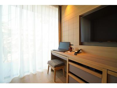 【ホテルメトロポリタン 鎌倉】近場のホテルで日常から離れたワーケーションを「最大8時間滞在デイユースプラン」販売開始