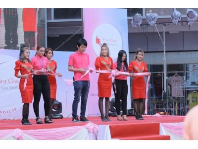 現地メディアも注目、ミャンマー2大都市で大盛況のイベント再び!ヤンゴン若者聖地にてF1/F2層向けコスメ&ビューティイベントを2018年12月に開催決定!!