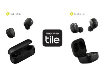 オーディオブランドGLIDiCから「Tile追跡機能」搭載モデルが登場 国内メーカー初「音で探せる」完全ワイヤレスイヤホン