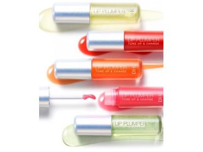 唇のボリュームやカラー悩みに着目したリップケア商品 DHC リップ プランパー トーン アップ&チェンジに新色登場!