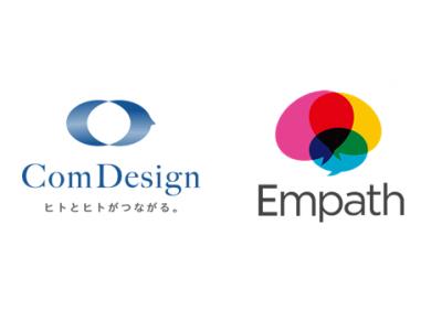 音声感情解析AIのEmpathとクラウド型コールセンターCTIのコムデザインが提携