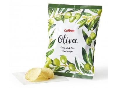 上質なポテトチップスで上質な時間を♪ 『Olivee(オリービー) マイルドソルト味』