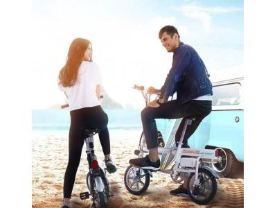 電動ハイブリッドバイク「Airwheel R6」の保安部品を追加することのお知らせ!