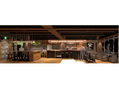 進化系ドイツ料理のトレンドをリードする「シュマッツ」12店舗目【新店】「シュマッツ・ビア・ダイニング 五反田」2月8日(金)オープン