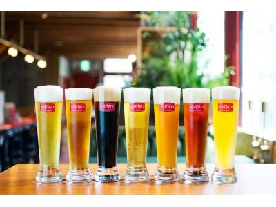 クラフトドイツビールを飲んで150名様にお食事無料のチャンス!【モダンドイツ料理とクラフトドイツビールの「シュマッツ」川崎店限定キャンペーン】