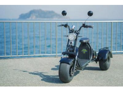 【販売開始】オトナの電動三輪車:公道走行可能な楽しいノリもの「Kintone Trike」マクアケにてプロジェクト開始