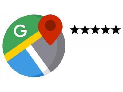Google Mapにレビューすればレンタルドレスが2,000円にも?!1ヶ月限定のレビューキャンペーンが本日スタート!