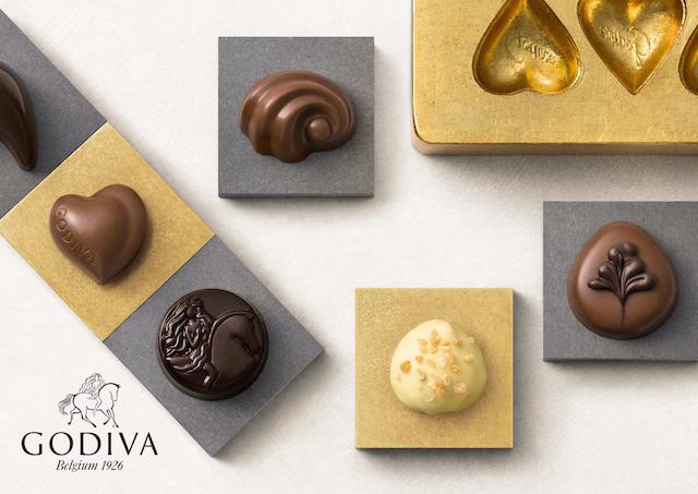 【GODIVA チョコレートのサブスク】ライフスタイルに合わせたおススメのセットを《毎月・定額》でお... 画像