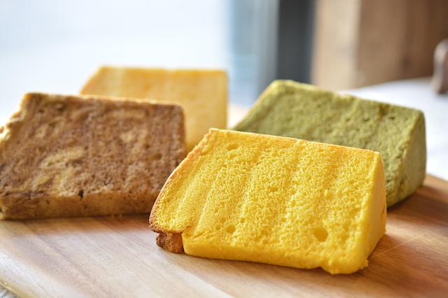 【ケーキのサブスク】40種類以上のシフォンケーキ…