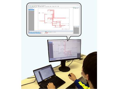 【DX】ガスなどの流体経路を自動的に可視化!ガス製造所などの点検作業に役立つ「アイソレーションナビ」の魅力とは?
