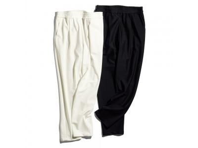 女性のブルーデーに気負わずリラックスして着用できる、安心二重構造の美脚パンツを新発売