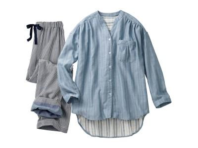 セシールが、着心地やデザインにこだわったルームウェア&パジャマを発売