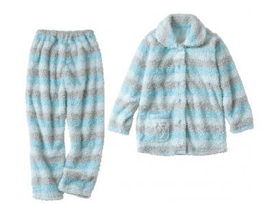 セシールが、まるで毛布のように全身を包み込むあったかパジャマを発売