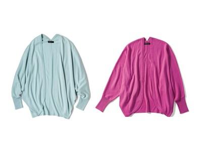 ファッションブランド『DAMA collection』より、春のテレワークにも役立つアイテムを発売