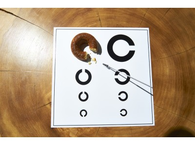 TOPNOTCH LUNCHEON MATS FOR DONUTS 展