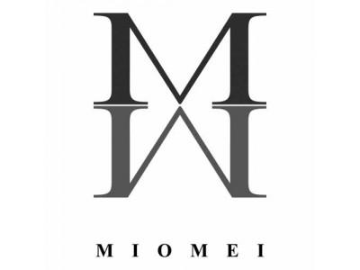 上質な素材にこだわったブランド「MIOMEI」が10月16日~18日の3日間、南⻘山で2020/SS初展示会開催