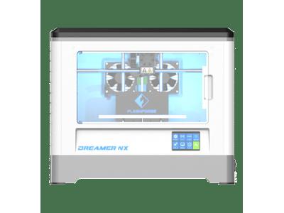 FLASHFORGEの日本総代理店であるAPPLE TREE株式会社はプロフェッショナル仕様のデスクトップ型FFF(熱溶解積層)方式3Dプリンター「DreamerNX」の予約販売開始。