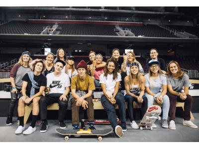 女子スケートボード界の世界的ビッグネームが東京に集結!