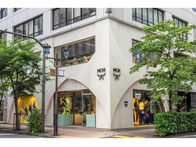 MCM 銀座 Haus 2 にて、ホットスタンピングサービスを開始!