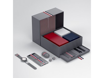 世界的ファッションブランド「Thom Browne」とコラボレーション 「Galaxy Z Flip Thom Browne Edition」発売決定!