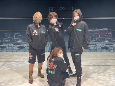 フォーエルがOZアカデミー女子プロレスにロゴ入りジャージを協賛!~正危軍、獣友、Mission K4の3ユニット&スタッフ用の全4デザイン~
