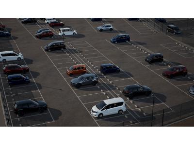 シリコンスタジオ、アイシン精機と「CEDEC2020」にて共同発表リアルタイム3DCGを用いた駐車場シミュレータ開発で協力