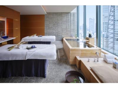 コンラッド東京 11月1日(月)より「水月スパ&フィットネス」のウィンタープロモーションを開始