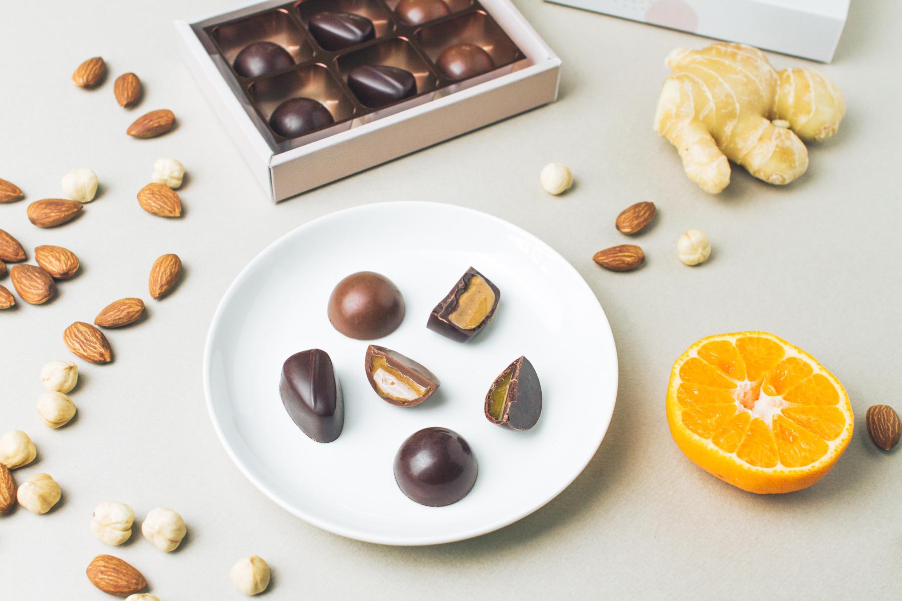 snaq .meのご自愛バレンタイン:専属パティシエとショコラティエが一粒ずつ手作りで作る『オリジナルボンボンショコラ』を発売開始