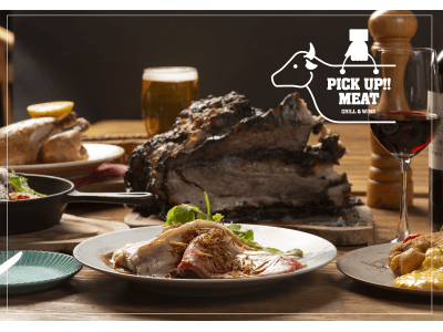 【兵庫初進出!】シェフこだわりローストミートが手軽にテイクアウト出来るレストラン「PICK!!UP MEAT」と体喜ぶテイクアウト専門店「EAT GOOD BOX」が西宮エビスタにOPEN!