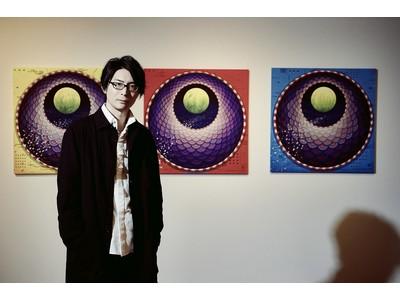 【インタビュー】笹田靖人 東方神起に続いて台湾の人気チアリーダー・チュンチュンとアートコラボ!「コラボ作品はラブレターだと思って描いています!」