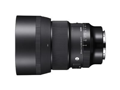 フルサイズミラーレス用大口径単焦点レンズ SIGMA 85mm F1.4 DG DN | Art 発売日・価格を発表