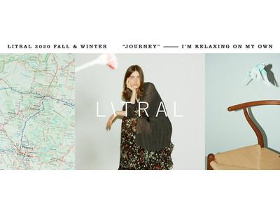 【LITRAL】パワースポット「セドナ」をテーマにした2020年秋冬最新LOOKを公開!ストレスを感じる社会に癒しとパワーを。