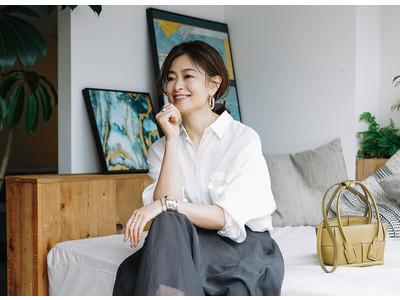 HAUNTのシアーニットにエディター・三尋木さんが注目、【INTHEKNOW】にてスタイリング記事を公開!