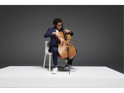 SHEKU KANNEH-MASON PERFORMS IN PAUL SMI…