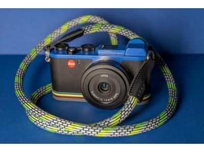 """ポール・スミスがコラボレーション第二弾となるデジタルカメラ「ライカ CL """"Edition Paul Smith""""」を発売。"""