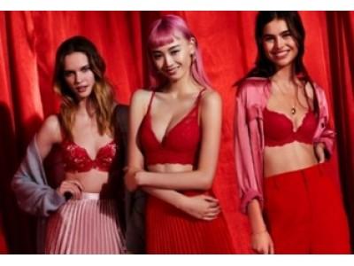 アモスタイル バイ トリンプ、2019年に向けた店舗改革、本格始動 「ランジェリー=ファッション」のカルチャーを店頭体験を通して発信