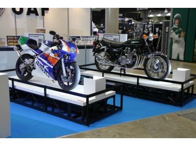 バイクのロードサービスもJAF!東京モーターサイクルショー2019のJAFブー…