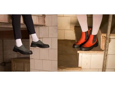 軽量で快適な履き心地! カンペールの 「PIX(ピクス)」が秋のニューカラーをまとって登場。