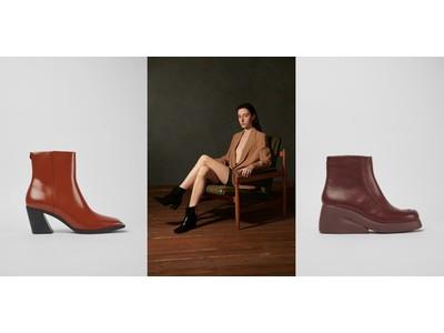 「CAMPER(カンペール)」2021AWウィメンズブーツコレクションにエッジィの効いたデビューモデルが集結