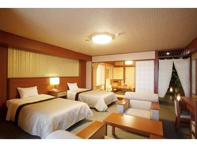【ホテル霧島キャッスル】「ありがとう」の感謝を込めて 開業40周年記念プランを発売