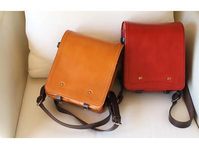 昭和のランドセルを令和の感性でリメイク。静岡の老舗鞄メーカー「池田屋」が手掛ける大人かわいいランドセル型ミニリュック。