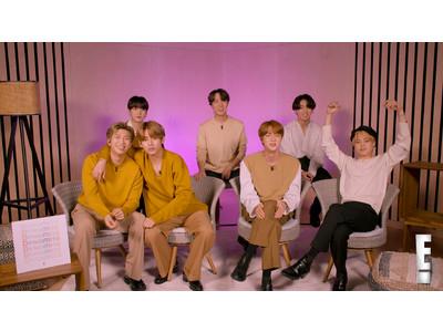 BTSの独占インタビューとパフォーマンスが日本初配信!米人気番組「BTS WEEKザ・トゥナイト・ショー」dTVにて2021年1月8日配信スタート!