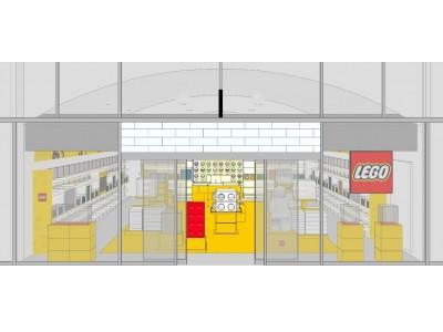 表情が変わる・しゃべる!?「レゴ(R)3Dモデル」がアウトレット初登場!「レゴ(R)ストア 軽井沢店」軽井沢・プリンスショッピングプラザに2019年6月15日(土)オープン!