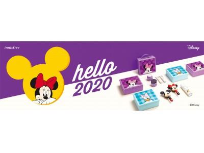 HELLO 2020!イニスフリーのディズニーコレクションでサプライズあふれるハッピーな一年を。