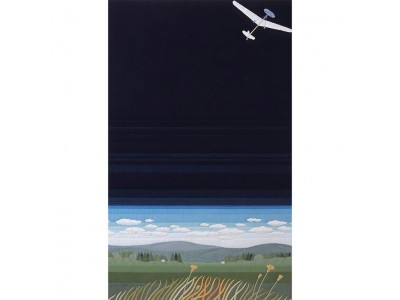 『「米倉健史の心象風景 追憶する窓」~キルティングアート展~』2月6日(水)より開催