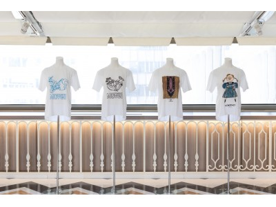 回収した衣料品で作る「BRING Tシャツ」、そごう・西武オリジナルデザイン発売