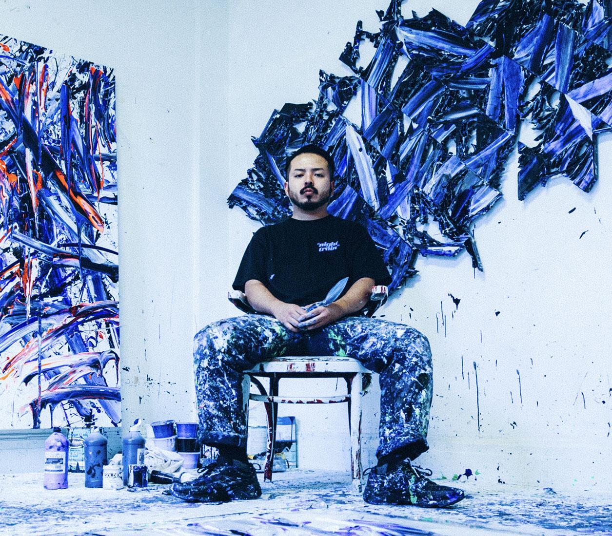 「Meguru Yamaguchi -HIGHER SELF-」西武渋谷店にて国際的に注目される現代アーティストの展覧会を開催。